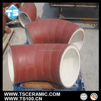 AL2O3 Alumina Ceramic Wear Resistance Ceramic Lining ,China Maker