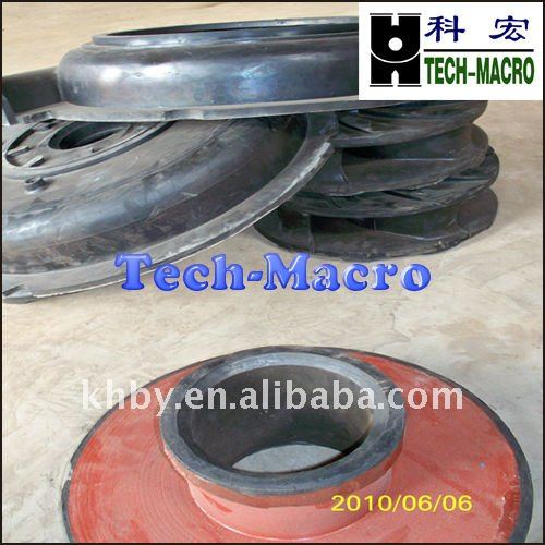 Slurry Pump Wet Parts for replacement