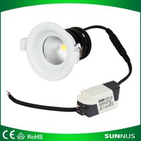 2015 new design katalog lampu 15w cob spotlight led
