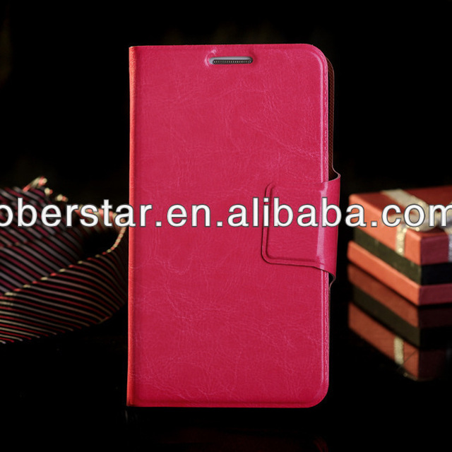 High Quality Cover For Samsung Galaxy Note2 N7100 Butterfly Design Flip Leather Cases Free Screen Protector