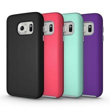 Soft Silicone TPU PC cover for Samsung Galaxy S8 Phone case