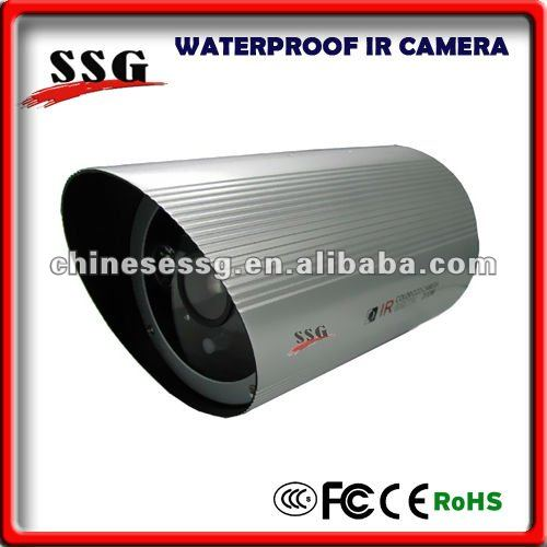 Wholesale varifocal weatherproof cctv ir camera with 420TVL-700TVL SONY CCD