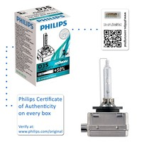 Genuine Philips X-treme Vision D3S Xenon HID Headlight Bulb (Single) 42403XVC1 - Also available in D1S | D2S | D2R