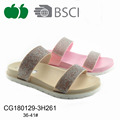 2018 Woman soft plastic slipper