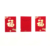 Customized Printing Chinese New Year Red Packet For Spring Festival Wedding Birthday Baby