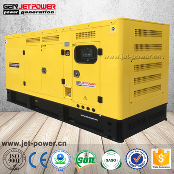 Price of 225kva permanent magnet generator diesel motor 180kw soundproof generators