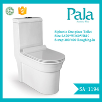 high quality standard sanitary ware hot selling One Piece Toilet for children