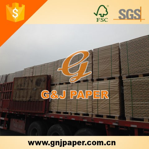 Wood Pulp Uncoated Coupon Bond Paper