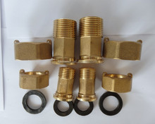 water meter couplings, brass couplings from water meter manufacturer