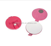 PU leather cover one way mirror on sale