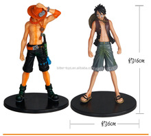 custom-made japanese anime figure / custom cheap kids toys / PVC plastic one piece action figure