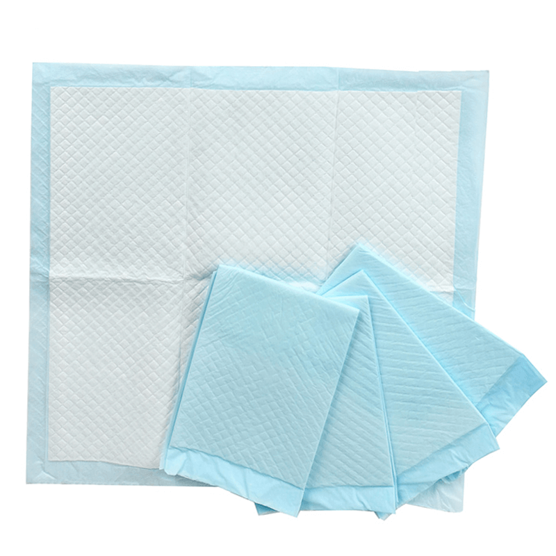 Disposable Light Absorbancy Chucks Incontinence Pads