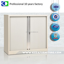 Hot sale steel roller shutter door filing cabinets