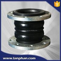 Carbon Steel Flange Connect Flexible Rubber Joint
