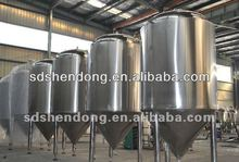 500L beautiful stainless steel bright beer tanks for beer for sale