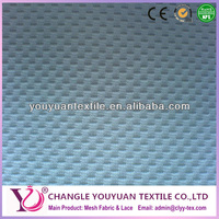 Air Permeable Polyester Pique Fabric for T-shirt
