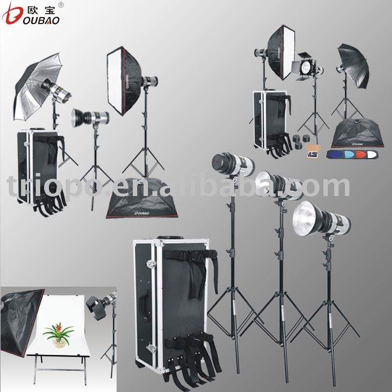 OUBAO DP-300 flash light kit