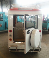 2015 large space cheap electric 3 wheel vehicle for passenger