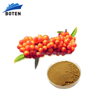 Natural Free Sample Seabuckthorn Fruit Extract Powder