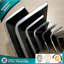 Trade Assurance factory direct sales hot rolled steel angle bar