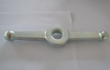 High Quality casting prop nuts/heavy duty scaffold props
