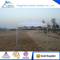 2015 good sell 10x10 PVC shelter structures frame tent
