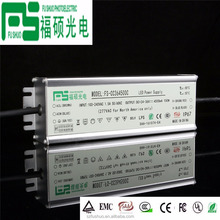Fushuo constant current waterproof electronic dimming 180w led driver 24v 36v