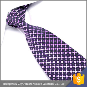 Newest Handmade Adjustable Excellent Italian Style silk strip tie