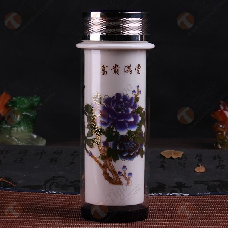 family and baby naturism Tea flask with low price