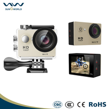 1080P Full HD Waterproof portable action camera