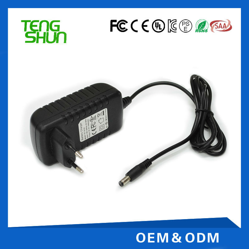 long warranty 3.7v lipo battery charger 3.7v 4.2v 3a 8.4v 2.5a 12.6v2a with UL CE KC SAA PSE