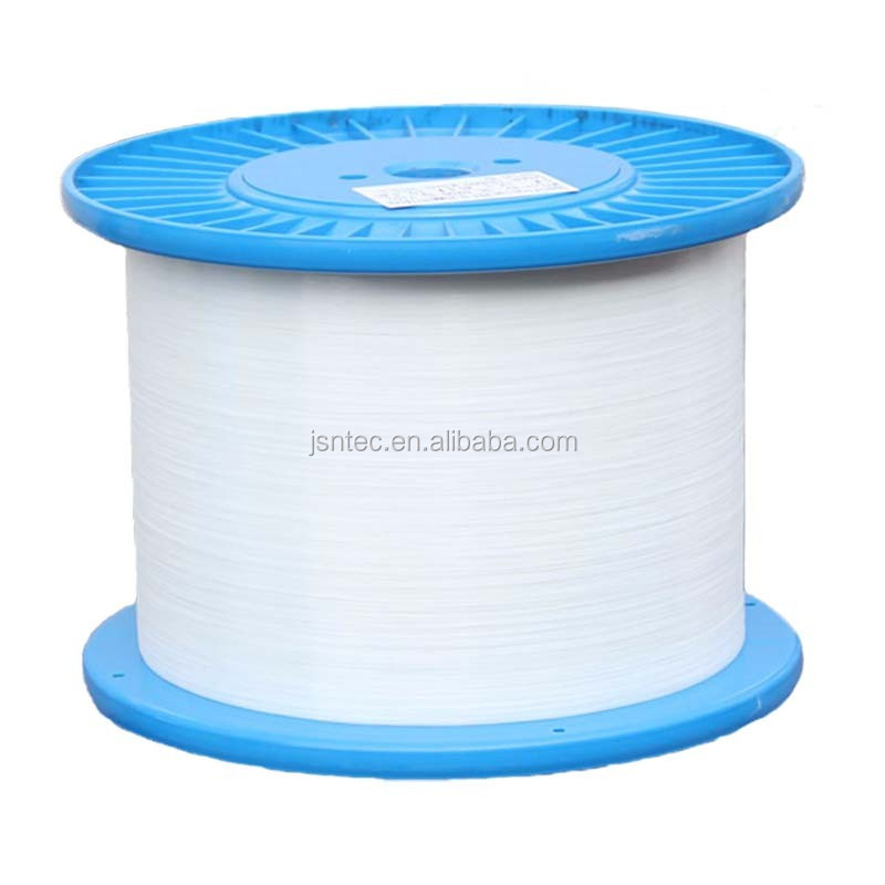 100% virgin polyester monofilament yarn for zipper slider with high strength 0.48mm 0.50mm 0.60mm 0.72mm