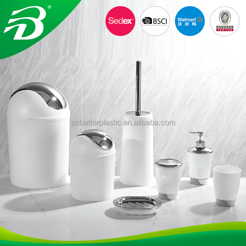 plastic bathroom set plastic bathroom accessories buy