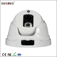 vandal-proof poe hd zoom ir wall-mounted dome ip camera
