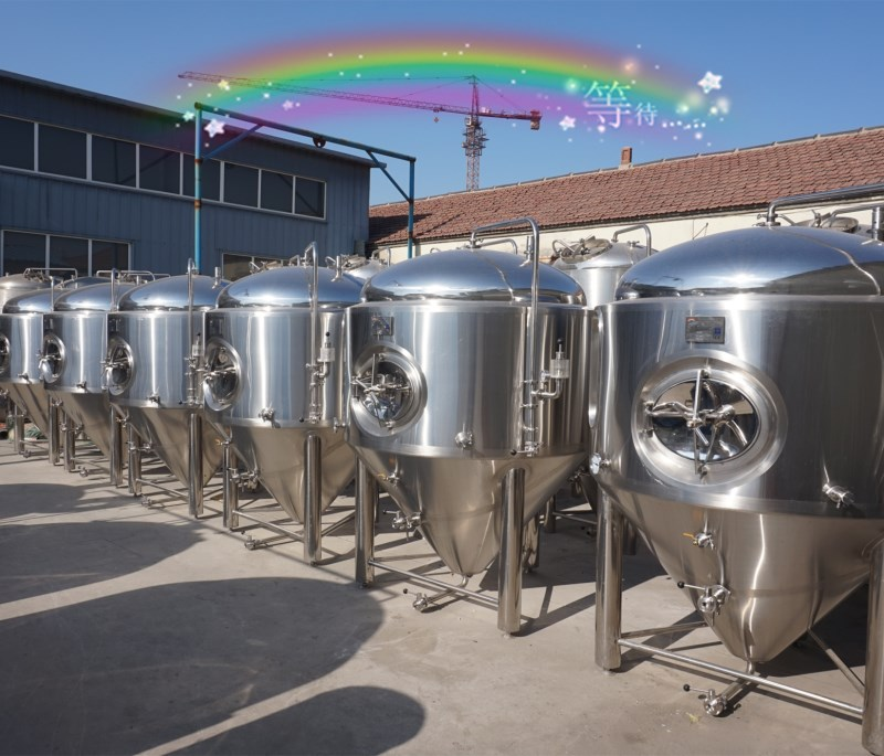 Beer malt brewing equipment, 20HL brewery system, beer machinery