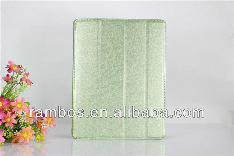 Magnetic Closure Case Flip Tablet Case with Stand leather cover for iPad 2 3 4