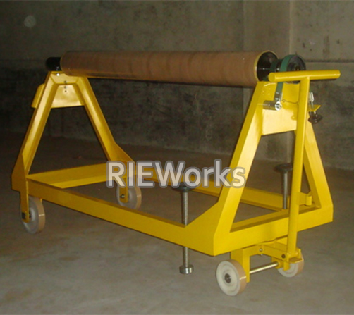 textile batching trolley
