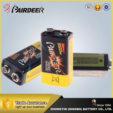 Quality Guaranteed factory directly 9v 6lr61 alkaline battery 6lr61 dry batteries