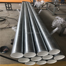 Design hotsell Epoxy powder coated galvanized steel pipe