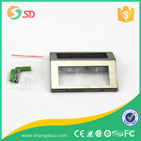 CE,3C, RoHS Solar LED Wall Bracket Light