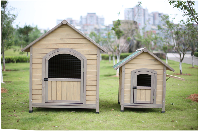 Cheap Dog Cage Wooden Dog Indoor House