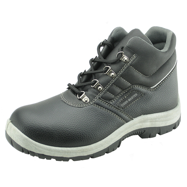cheap pvc industrial safety shoes for workers