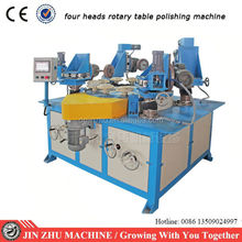 automatic Rotary Table Buffing Polishing Machine for utensils