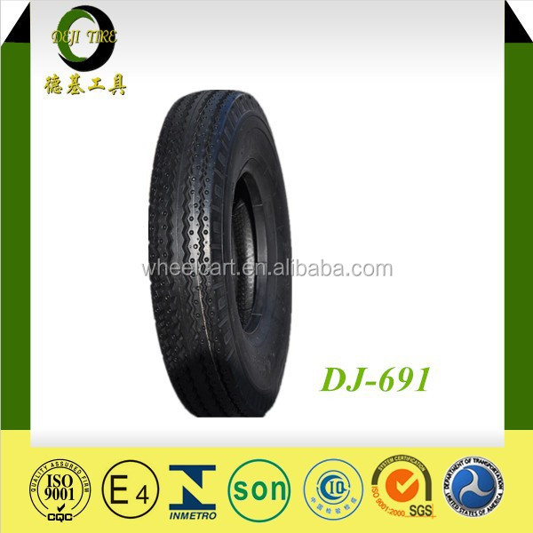4.00-8 8PR DJ-691 facotry hign quality Three Wheel MADE IN CHINA hot sale motorcycle tyre