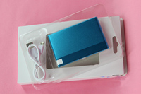 credit card universal power bank charger for iphone 5
