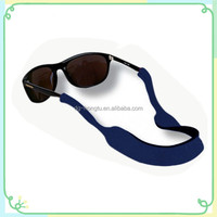 2014 promotional sunglass strap floating fabric