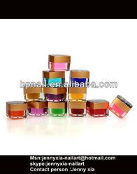 fashion art nail factory supply UV color gel