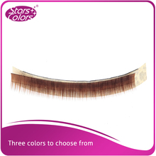 "EYEBROW ! Korean Style eyebrow extension Black ,brown for choices ""J"" curl fake eyebrows"