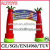 inflatable tree arch red arch inflatable decorations arch for promotion