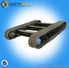 Bobcat rubber track for excavator, rubber running track for digger/bulldozer,combine harvester rubber track